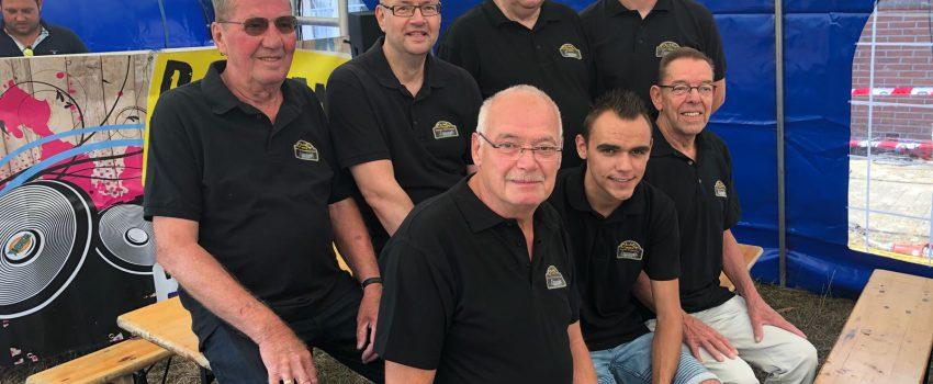 Marcel Klein Goldewijk, clublid van het jaar