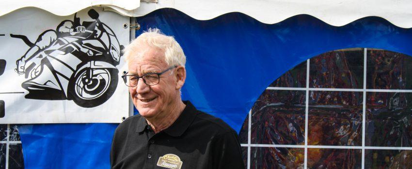 Gerrit Hogevonder, clublid van het jaar 2019